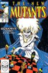 New Mutants #68 comic books - cover scans photos New Mutants #68 comic books - covers, picture gallery