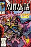 New Mutants #69 comic books - cover scans photos New Mutants #69 comic books - covers, picture gallery
