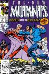 New Mutants #75 comic books - cover scans photos New Mutants #75 comic books - covers, picture gallery