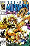 New Mutants #77 comic books - cover scans photos New Mutants #77 comic books - covers, picture gallery