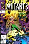 New Mutants #79 comic books - cover scans photos New Mutants #79 comic books - covers, picture gallery