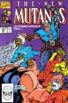 New Mutants #89 comic books - cover scans photos New Mutants #89 comic books - covers, picture gallery