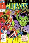 New Mutants #92 cheap bargain discounted comic books New Mutants #92 comic books