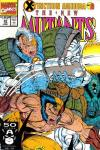 New Mutants #97 comic books - cover scans photos New Mutants #97 comic books - covers, picture gallery