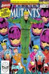 New Mutants #6 comic books - cover scans photos New Mutants #6 comic books - covers, picture gallery