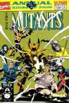 New Mutants #7 comic books - cover scans photos New Mutants #7 comic books - covers, picture gallery