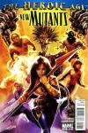 New Mutants #15 comic books - cover scans photos New Mutants #15 comic books - covers, picture gallery