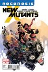 New Mutants #33 comic books - cover scans photos New Mutants #33 comic books - covers, picture gallery