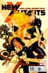 New Mutants #38 comic books for sale