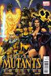 New Mutants Forever comic books