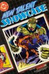New Talent Showcase #4 comic books - cover scans photos New Talent Showcase #4 comic books - covers, picture gallery