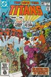 New Teen Titans #15 comic books for sale
