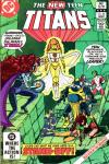 New Teen Titans #25 comic books for sale