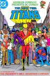 New Teen Titans #1 comic books for sale