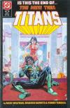 New Teen Titans #19 comic books for sale