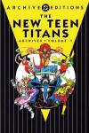 New Teen Titans Archives - Hardcover comic books