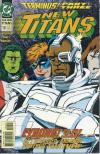 New Titans #106 comic books - cover scans photos New Titans #106 comic books - covers, picture gallery