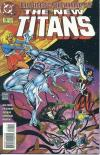 New Titans #124 comic books - cover scans photos New Titans #124 comic books - covers, picture gallery