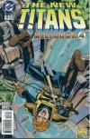 New Titans #126 comic books - cover scans photos New Titans #126 comic books - covers, picture gallery