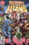 New Titans #130 comic books - cover scans photos New Titans #130 comic books - covers, picture gallery