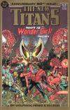 New Titans #50 comic books - cover scans photos New Titans #50 comic books - covers, picture gallery