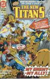 New Titans #75 Comic Books - Covers, Scans, Photos  in New Titans Comic Books - Covers, Scans, Gallery