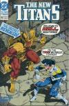 New Titans #82 Comic Books - Covers, Scans, Photos  in New Titans Comic Books - Covers, Scans, Gallery
