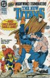 New Titans #86 Comic Books - Covers, Scans, Photos  in New Titans Comic Books - Covers, Scans, Gallery