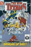 New Titans #88 Comic Books - Covers, Scans, Photos  in New Titans Comic Books - Covers, Scans, Gallery