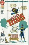 New Titans #89 comic books for sale