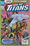New Titans #90 comic books - cover scans photos New Titans #90 comic books - covers, picture gallery
