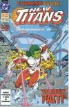 New Titans #97 comic books - cover scans photos New Titans #97 comic books - covers, picture gallery