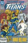 New Titans #98 comic books - cover scans photos New Titans #98 comic books - covers, picture gallery