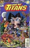New Titans #10 comic books - cover scans photos New Titans #10 comic books - covers, picture gallery