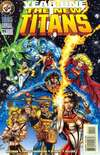 New Titans #11 comic books - cover scans photos New Titans #11 comic books - covers, picture gallery