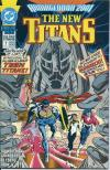 New Titans #7 comic books for sale