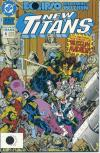 New Titans #8 comic books for sale