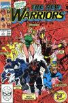 New Warriors #1 comic books - cover scans photos New Warriors #1 comic books - covers, picture gallery