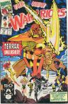 New Warriors #16 comic books for sale