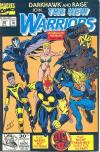 New Warriors #22 comic books for sale