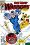 New Warriors #28 comic books for sale
