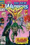 New Warriors #29 comic books for sale