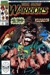 New Warriors #3 comic books for sale