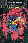 New Warriors #34 comic books for sale
