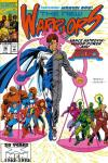 New Warriors #36 comic books for sale