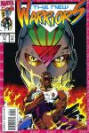 New Warriors #37 comic books for sale
