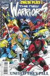 New Warriors #46 comic books for sale