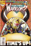 New Warriors #50 comic books for sale