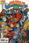 New Warriors #51 comic books for sale