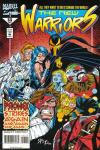New Warriors #53 comic books for sale